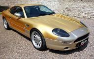 تصاویری جالب از خودرو هایی با پوشش طلا