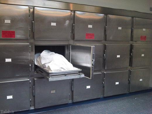 تجاوز دکتری به اجساد دختران در سردخانه بیمارستان