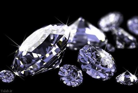 دانستنی های جالب در مورد الماس