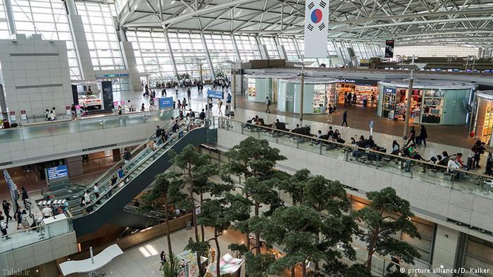 بهترین فرودگاه های بینالمللی دنیا (+تصاویر)