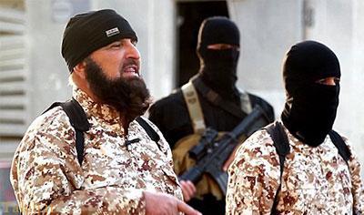 یک داعشی برادر خود را اعدام کرد (+عکس)