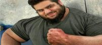 دردسرهای معروف شدن جوان خوش هیکل بوشهری ! + تصاویر