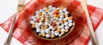 مصرف زیاد ویتامینها در بدن