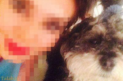 پلیس در تعقیب دختر شیطان صفت حیوان آزار !+ تصاویر