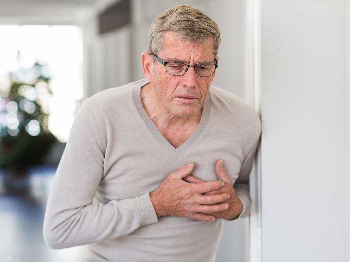 ریزش مو و رابطه آن با حملات قلبی