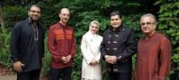 سالار عقیلی و همسرش در کانادا (عکس)