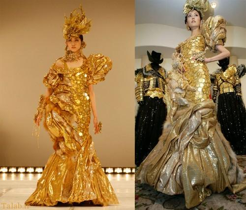 گران ترین لباس های میلیونی جهان (عکس)