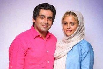 جدایی حمید گودرزی از همسرش ماندانا دانشور !+ عکس