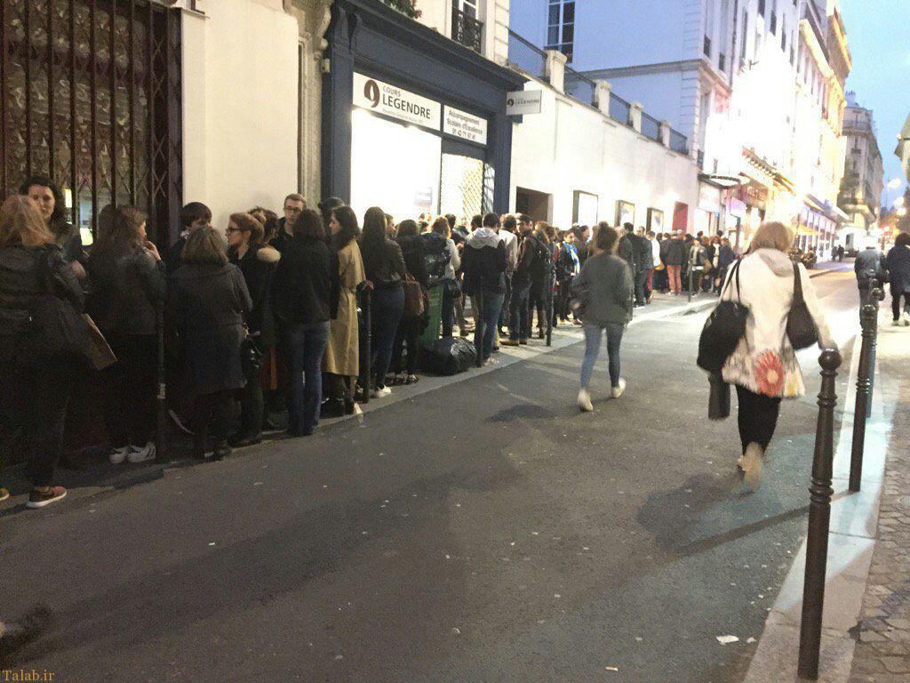 هجوم مردم در پاریس برای دیدن فیلم اصغر فرهادی