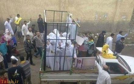 سوزاندن 19 زن به دلیل عدم ارتباط جنسی با داعش (+عکس)