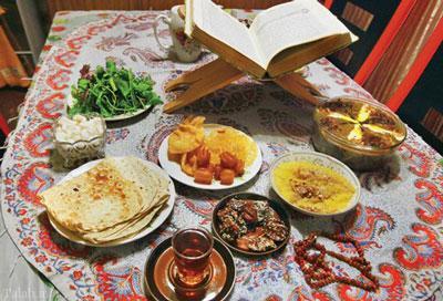 پیشگیری از سندروم در ماه رمضان