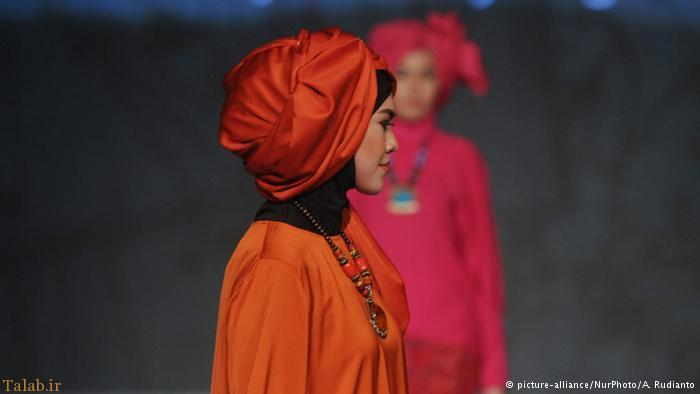 عکس هایی از جشنواره مد اسلامی در اندونزی