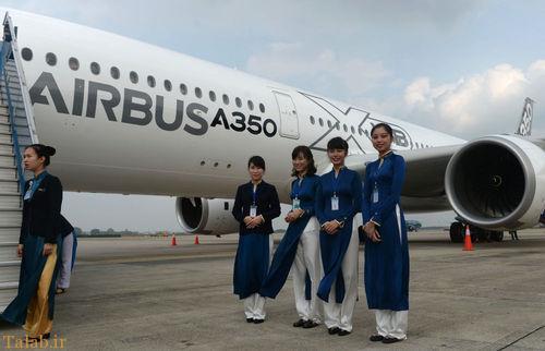عکس زیبا از زنان مهماندار در هواپیمایی های جهان