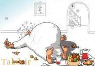 پیامک های سرکاری و طنز ماه مبارک رمضان