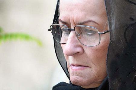 ملکه رنجبر میترسم به تشییع جنازهام هم نیایند !+ تصاویر