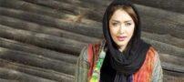 بالکن زیبای خانه خانم بازیگر ایرانی !+ عکس