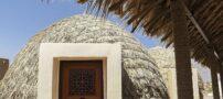 تصاویری از ساخت خاص ترین هتل سنتی در ایران