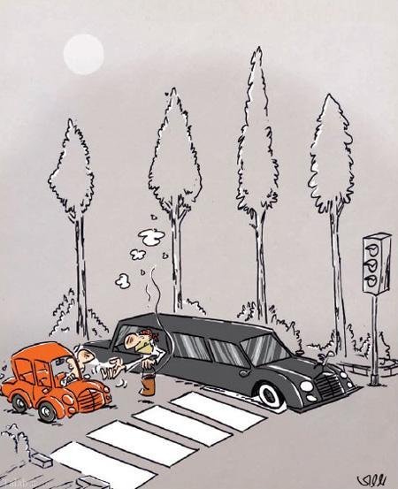 جدیدترین کاریکاتورهای مفهومی و جالب (2)