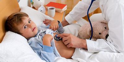 علت بوجود آمدن یبوست در کودکان