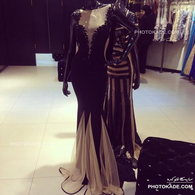 جدیدترین مدل لباس شب دخترانه