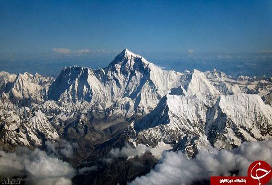 قله های مرگ در جهان را بشناسید (+ تصاویر )