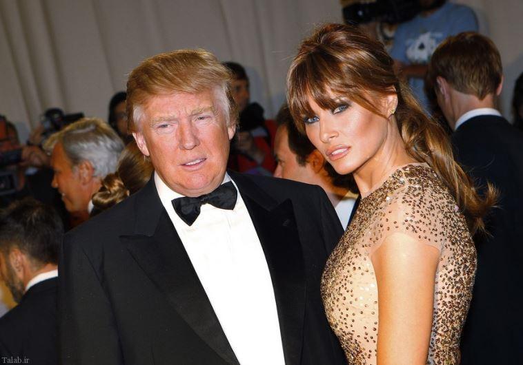 آشنایی با همسران و فرزندان دونالد ترامپ !+ تصاویر