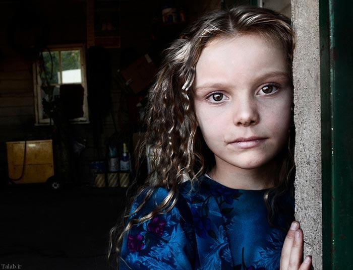 عکس های دیدنی از دنیای کودکانه