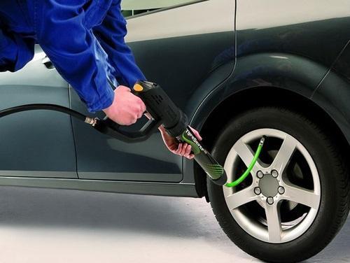 تنظیم فشار باد استاندارد لاستیک خودرو