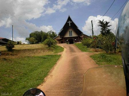 به این مکان های بی نظیر سفر کنید (+عکس)