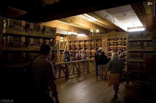 ساخت ماکت کشتی حضرت نوح در آمریکا (+عکس)
