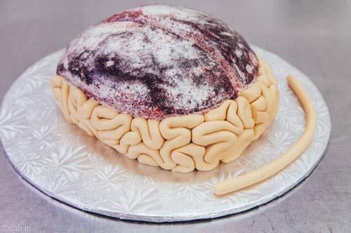 چندش آور ترین کیک دنیا (عکس)