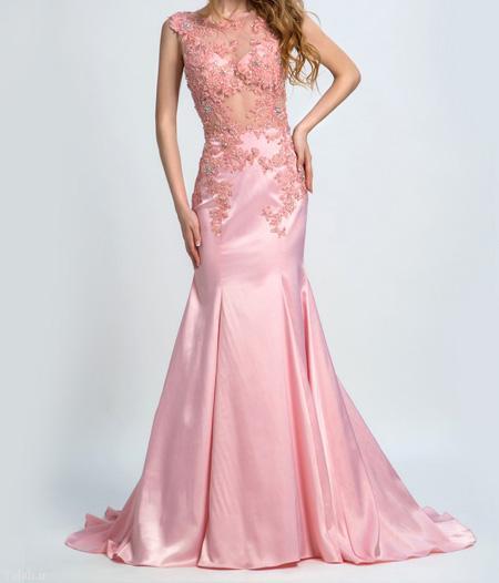 شیک ترین مدل لباس شب زنانه و دخترانه