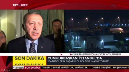 اخبار لحظه به لحظه کودتای ترکیه (+عکس)