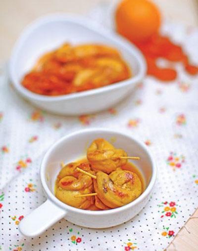 طرز تهیه رولت مرغ با عسل خوشمزه ترین غذای ایتالیا
