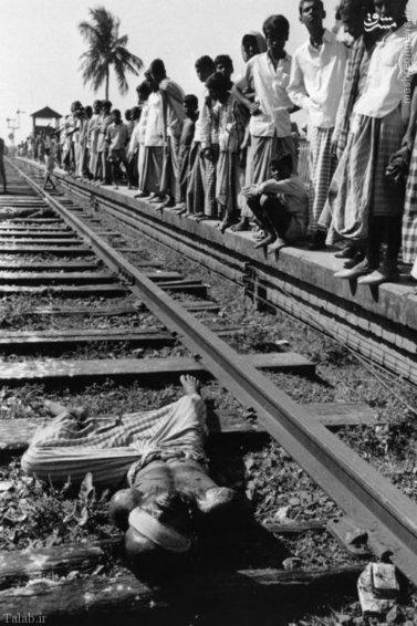 اعدام افراد خائن هندی در قدیم (عکس)