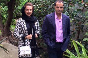 نحوه آشنایی شبنم قلی خانی و همسرش + عکس