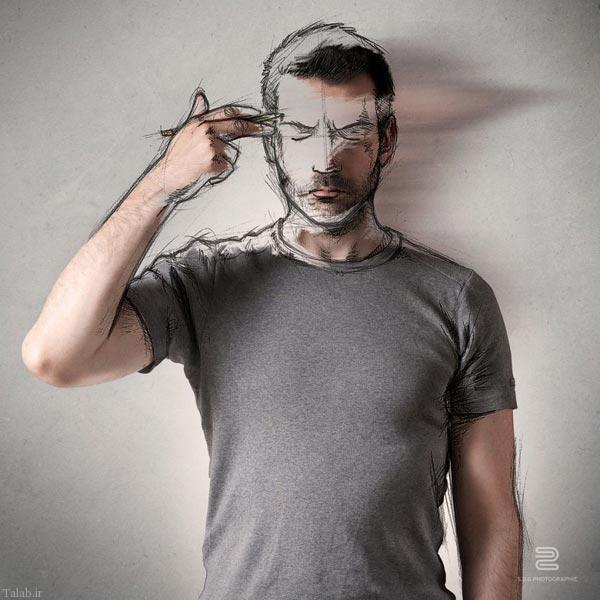 عکس های دیدنی از تلفیق عکاسی و طراحی