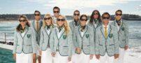 لباس زنان و مردان کاروان استرالیا در المپیک !+ تصاویر