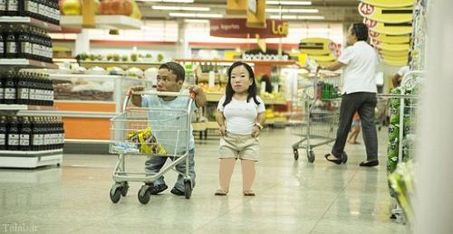 زندگی جالب کوتاه قد ترین زن و شوهر دنیا (عکس)
