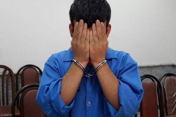سارق مسلح بانک قوامین زاهدان دستگیر شد + عکس