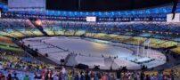 عکس های کامل از اختتامیه المپیک ۲۰۱۶ ریو