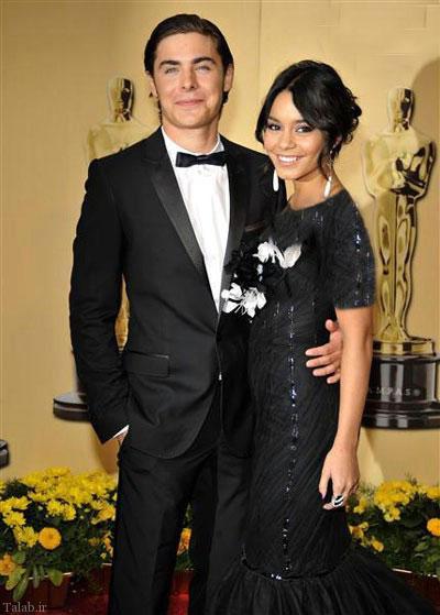 ازدواج ستاره های معروف با یکدیگر (+ تصاویر )