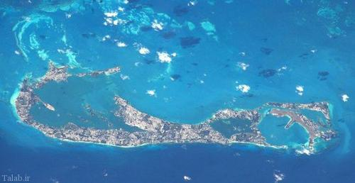 عکس های دیدنی کره زمین از فاصله ی دور