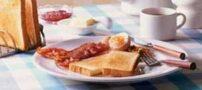 اهمیت تغذیه و صبحانه کامل در سلامتی