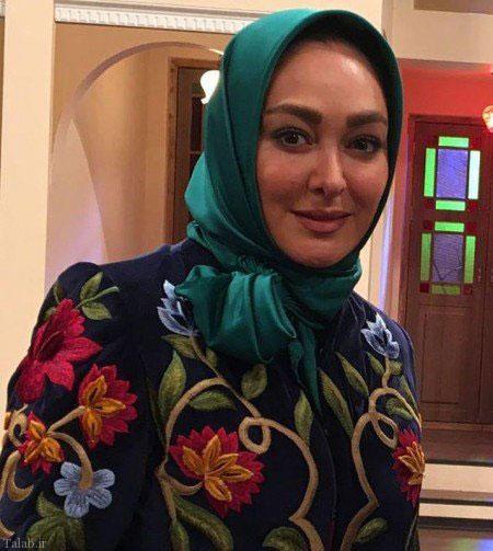 الهام حمیدی و ماجرای حضورش در برنامه دورهمی + عکس