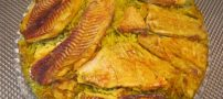 آموزش طرز تهیه ته چین ماهی