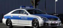 10 اتومبیل سرعتی پلیس (+عکس)