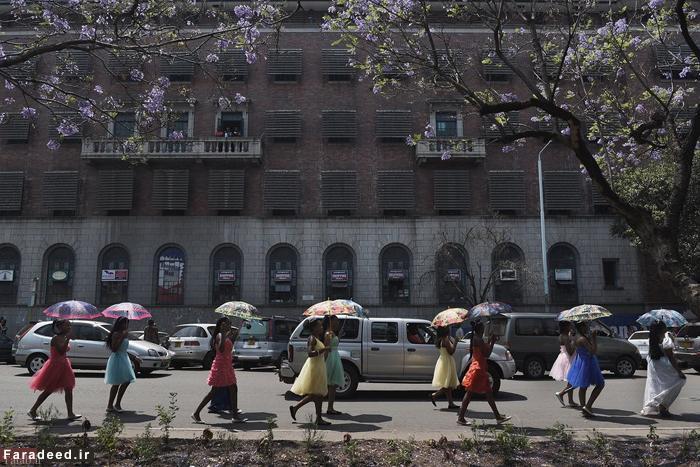 بهبود شرایط زندگی در تهران (+ تصاویر)