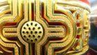 رکورد بزرگترین انگشتر طلا با وزن 82 کیلوگرم (عکس)