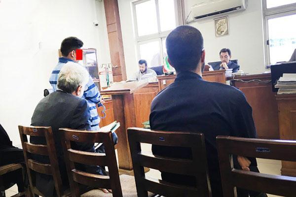 محاکمه خورده فروش کراک به قاتل پسر معتاد + عکس